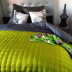 Boutis Precious vert anis