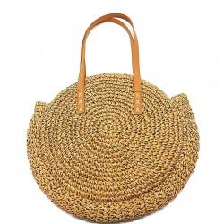 Straw bag Selena